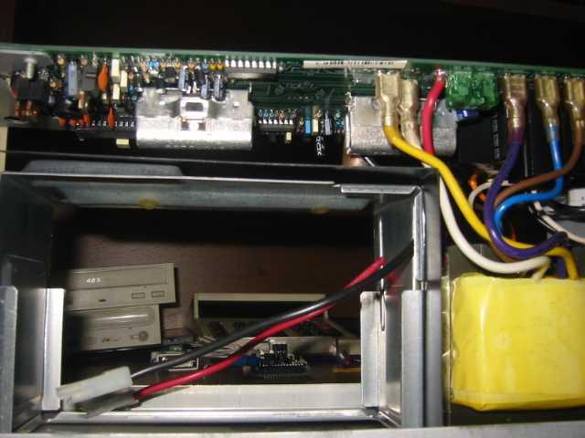 зарядное устройство для автомобильного аккумулятора на полевом транзисторе - Схемы.